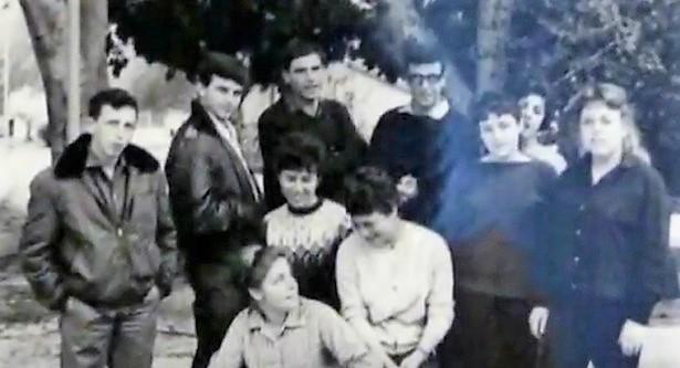 סרט על קבוצת גפן שהוקרן במפגש חברים
