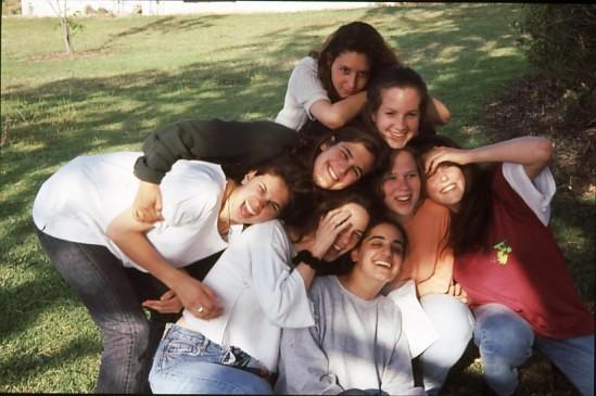 שקופית 9- 43 -בנות קב' אנפה-1993-שמות בסכום