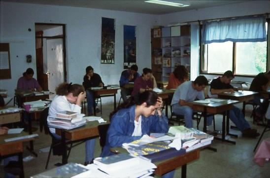 שקופית 6- 43 -קב' אנפה בכיתה-עופר ארזי 1993