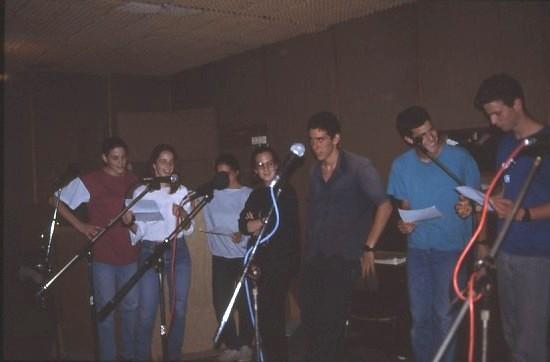 שקופית 2- 43 -קב' אנפה-במסיבת לסיום י'ב 1993-שמות בסכום