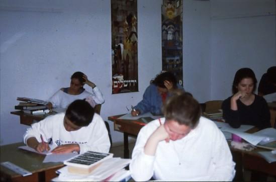 שקופית 11- 43 -קב' אנפה בכיתה-אדוה זכאי כרמית הראבן 1993