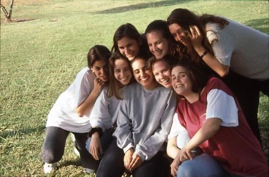 שקופית 10- 43 -בנות קב' אנפה-1993-שמות בסכום