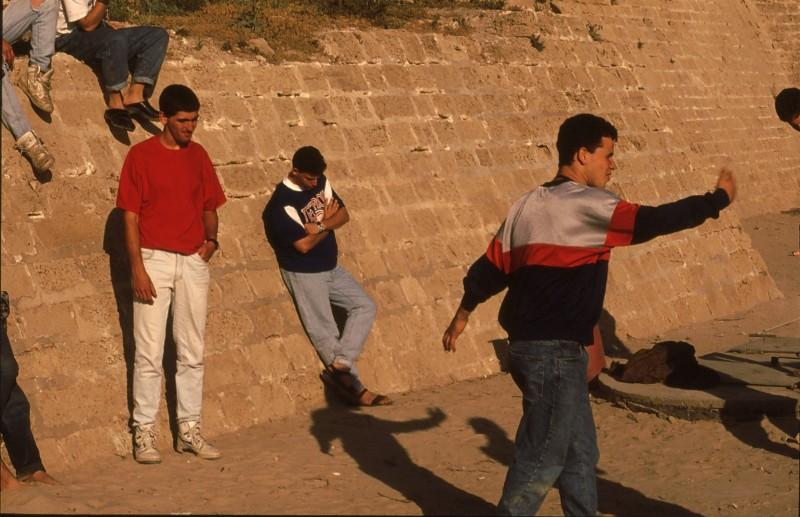 שקופית 57- 169 -ג'ש 1990-קב' אשל-בן הדר גיא אדוט יהודה לבטוב