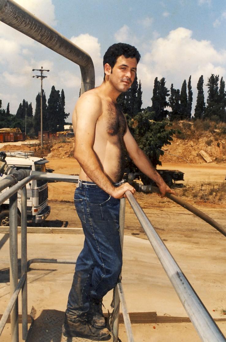 תמונה 50- 109 - נדב שילר - קבוצת אשל 1995