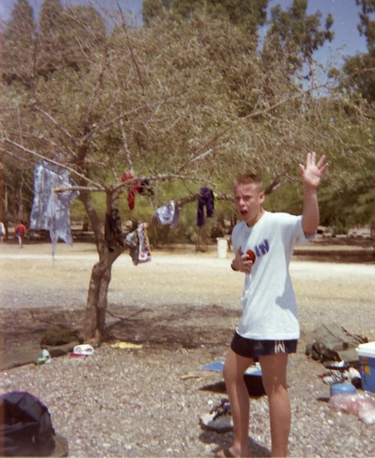 תמונה 9- 216 - ג'ש 1995-איתן זיו