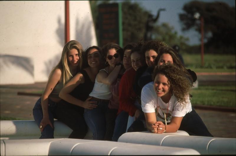 שקופית 28- 185 -ג'ש 1994-5-בנות אתרוג ברוש תמר קשת-איה אלדן