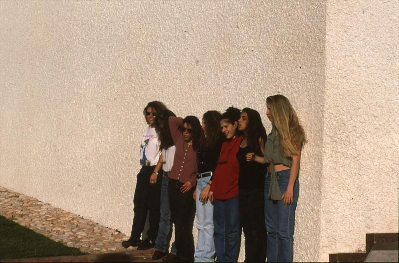 שקופית 30- 185 -ג'ש 1994-5-בנות אתרוג ברוש תמר קשת