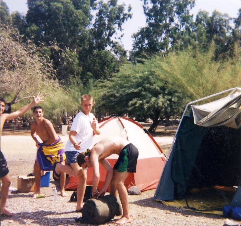 תמונה 4- 88 - ליאור קראם קבוצת ברוש 1994