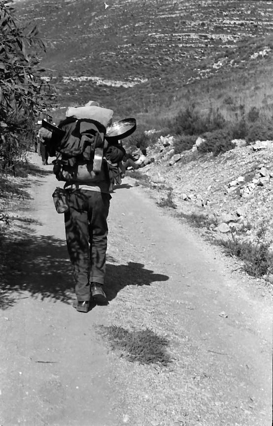 תמונה 1- 721 -ג'ש 1968-קב' שקמה-טיול לגליל