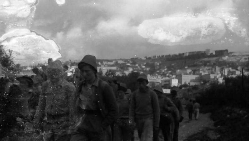 תמונה 10- 591 -ג'ש 1960-קב' גפן בטיול