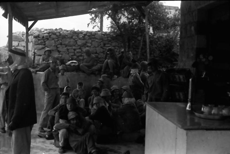 תמונה 11- 591 -ג'ש 1960-קב' גפן בטיול