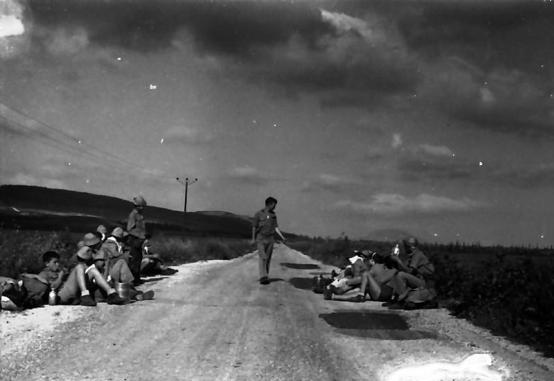 תמונה 14- 591 -ג'ש 1960-קב' גפן בטיול