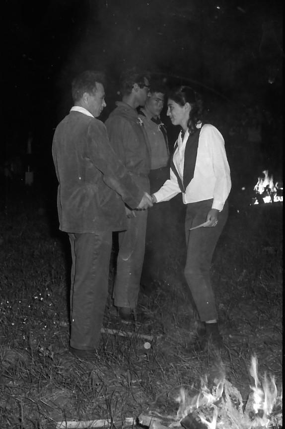 תמונה 20- 695 -ג'ש 1964-קב' גפן-סמלי בוגרים-בניו גרינבוים ולזיהוי