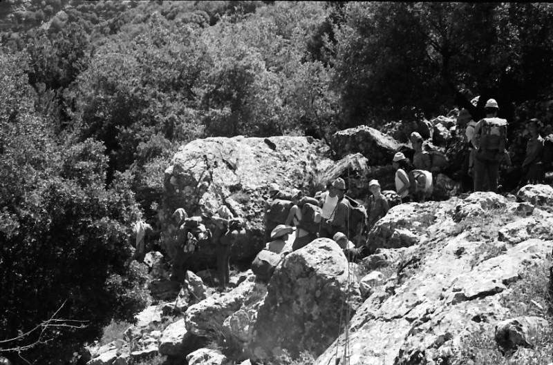 תמונה 8- 721 -ג'ש 1968-קב' שקמה-טיול לגליל