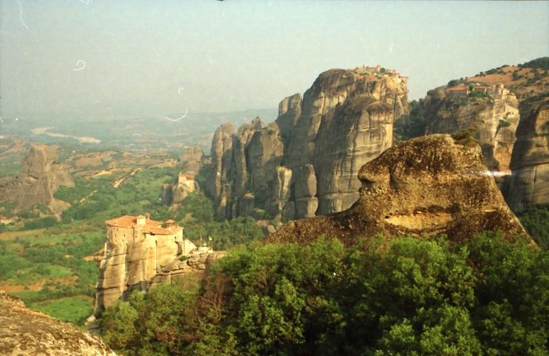 תמונה 3- 304 -גש 1991-בטיול ליוון-קב חורש