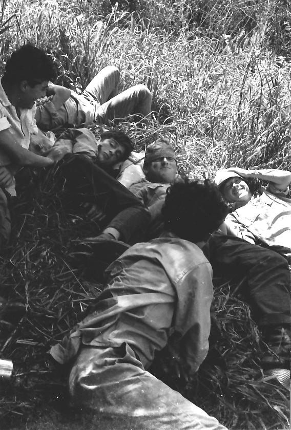 תמונה 9- 721 -ג'ש 1968-קב' שקמה-טיול לגליל