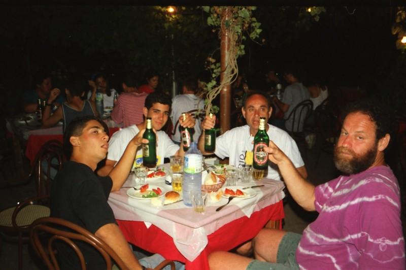 תמונה 11- 304 -גש 1991-בטיול ליוון-קב חורש-אריה לנדסמן
