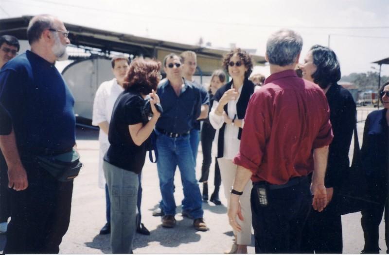 תמונה 4- 133 - כנס חברי קבוצת נרקיס  2001