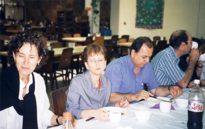 תמונה 5- 133 - כנס חברי קבוצת נרקיס (בני 50) 2001 - תמי צור מיכל אדיב