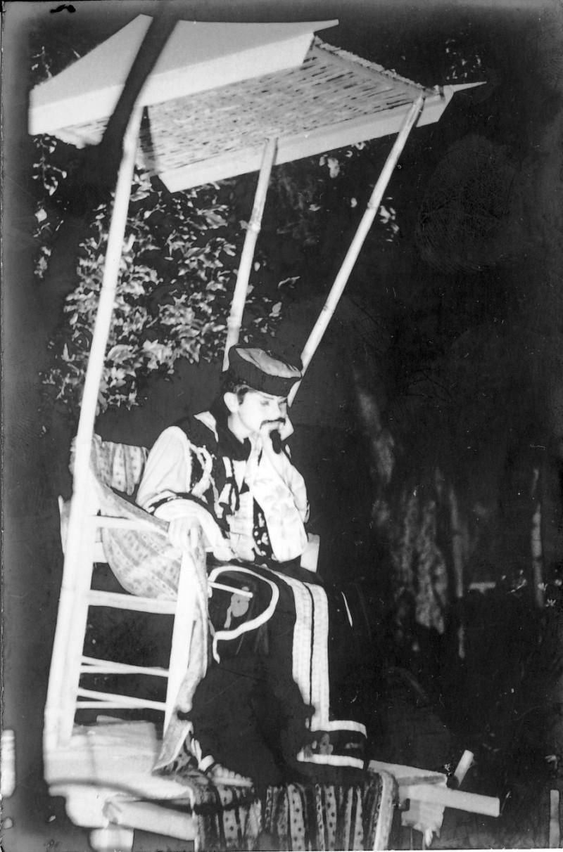 תמונה 2- 21 - הצגת הנסיך הגנוב-קבוצת נרקיס 1963
