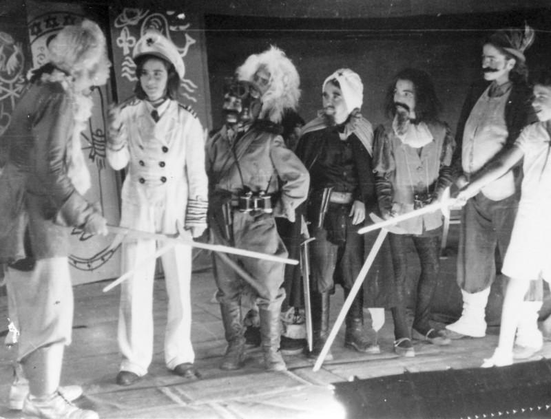 תמונה 3- 131 - הצגה של קבוצת נשר