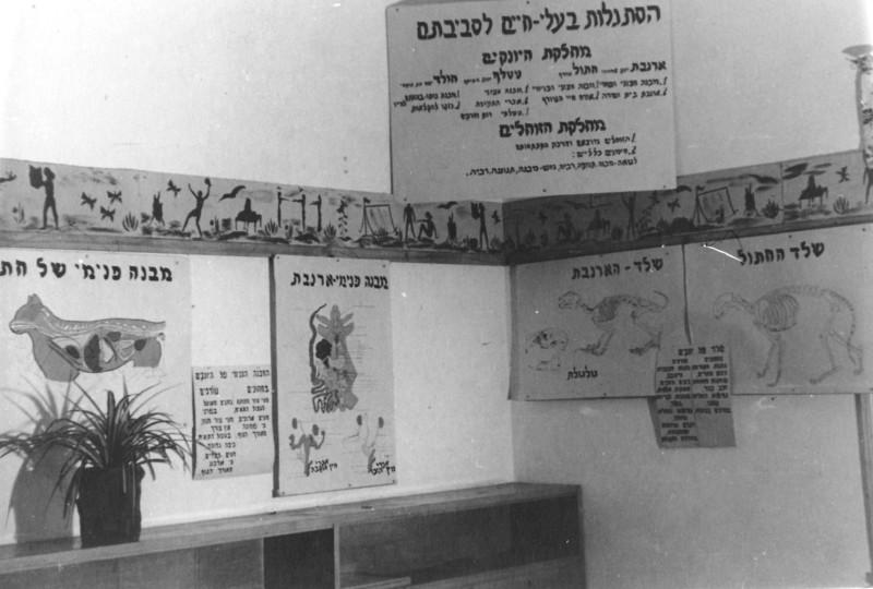 תמונה 6- 139 - מסיבת סיום קבוצת נשר 1953