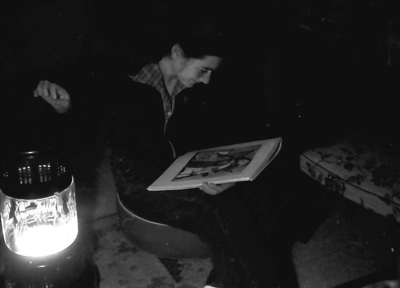 תמונה 11- 640 -ג'ש 1957-קבוצת נשר-רינה פרנק