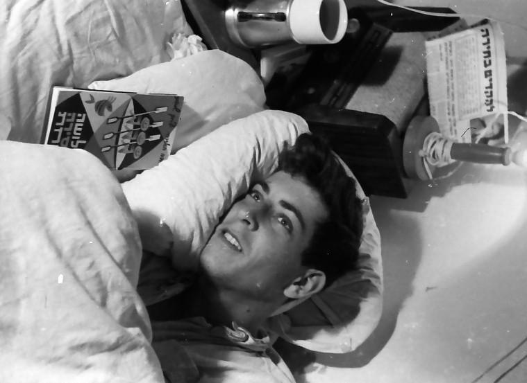 תמונה 13- 640 -ג'ש 1957-קבוצת נשר-שאול קנז