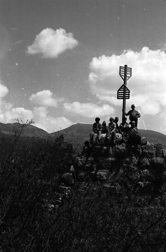 תמונה 22- 721 -ג'ש 1968-קב' שקמה-טיול לגליל