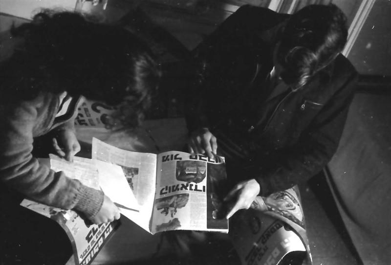 תמונה 20- 640 -ג'ש 1957-קבוצת נשר-דליה פלגי שאול קנז