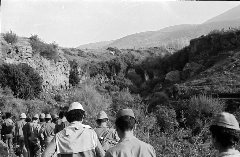 תמונה 23- 721 -ג'ש 1968-קב' שקמה-טיול לגליל