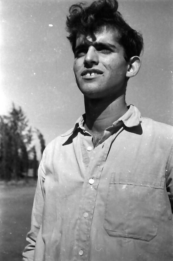 תמונה 22- 640 -ג'ש 1957-קבוצת נשר-רן כהן