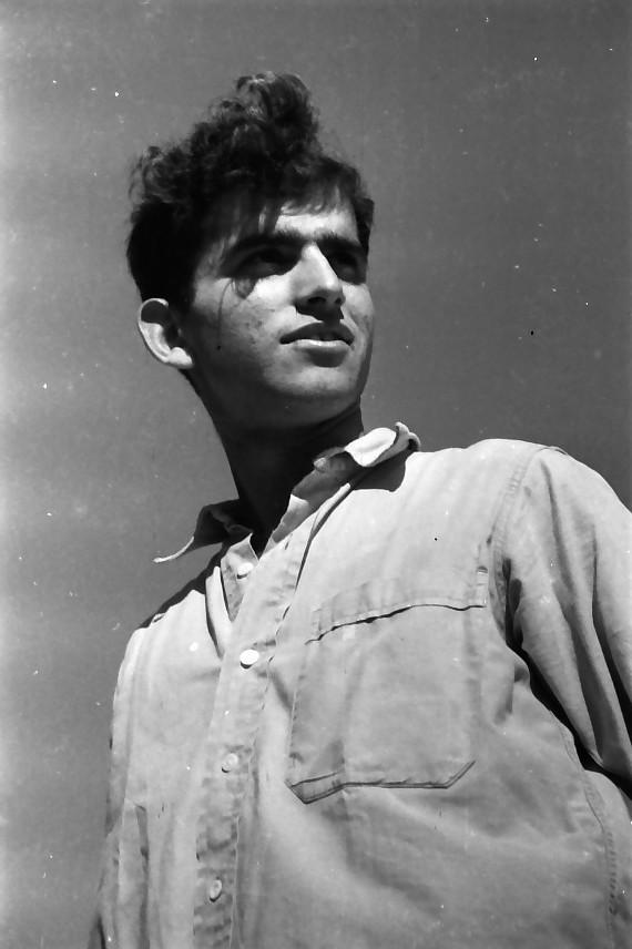תמונה 23- 640 -ג'ש 1957-קבוצת נשר-רן כהן