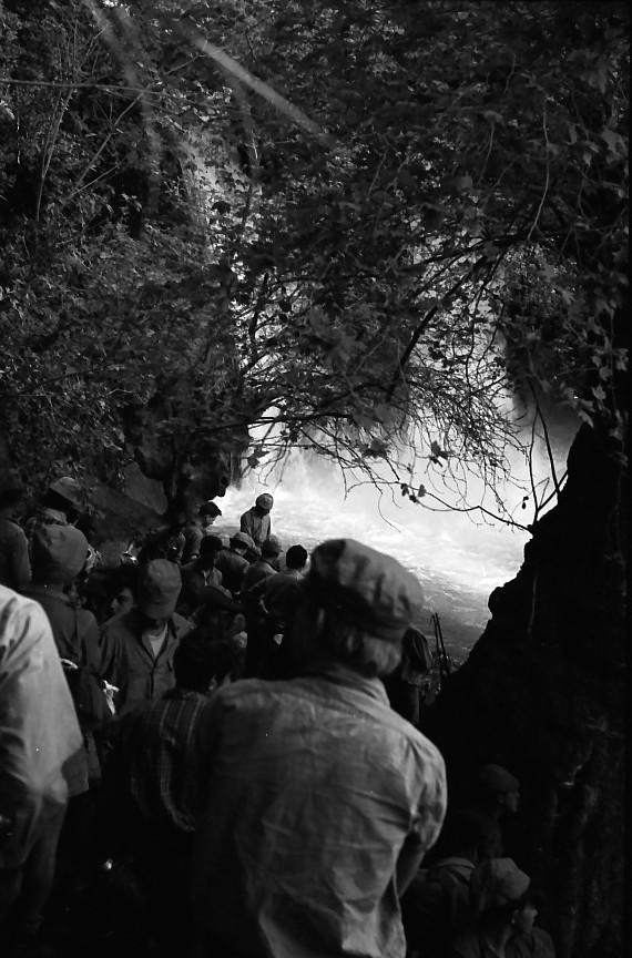 תמונה 25- 721 -ג'ש 1968-קב' שקמה-טיול לגליל-בבניאס