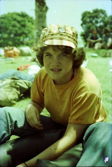 תמונה 5- 173 - קב' מעין י'ב 1981 - אילנה ברק
