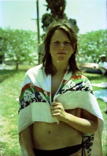 תמונה 10- 173 - קב' מעין י'ב 1981 - אורית הראבן