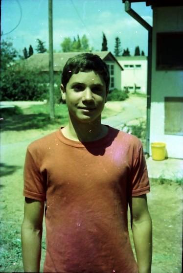 תמונה 11- 173 - קב' מעין י'ב 1981 - גבי שחור