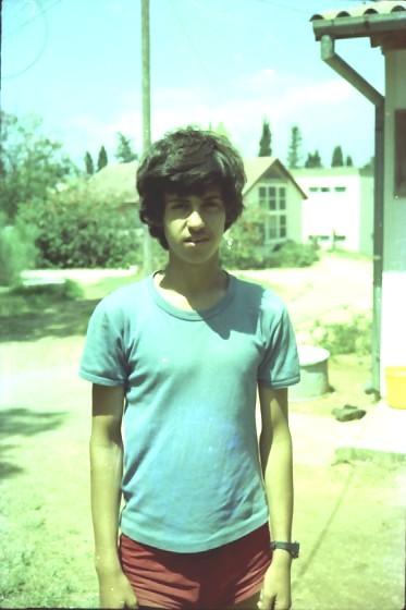 תמונה 12- 173 - קב' מעין י'ב 1981 - אייל טסלר