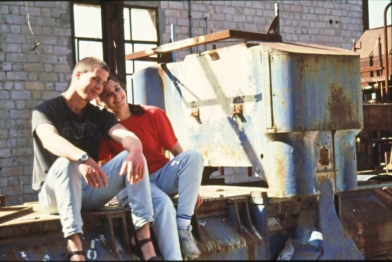 שקופית 26- 71 -קב' סביון 1992-רואי הגני שביט גל
