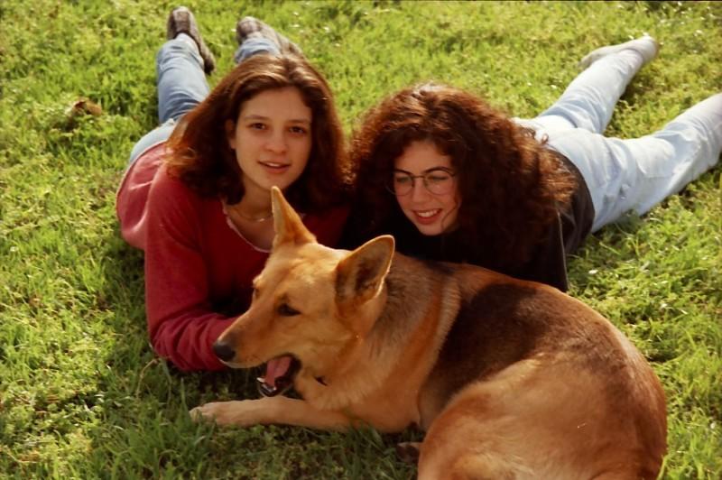 תמונה 14- 118 -ג'ש-קבוצת סביון 1992-מירה פינקר מאיה כהן