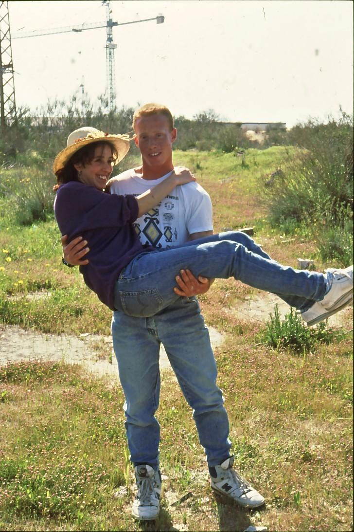 שקופית 5- 71 -קב' סביון 1992-ענבל רפפורט ארז קראם