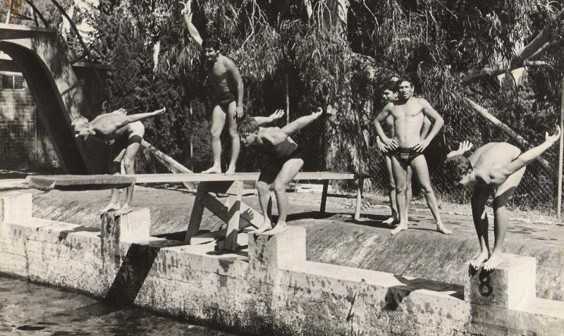 הבריכה הישנה, יעקב (חבובה)