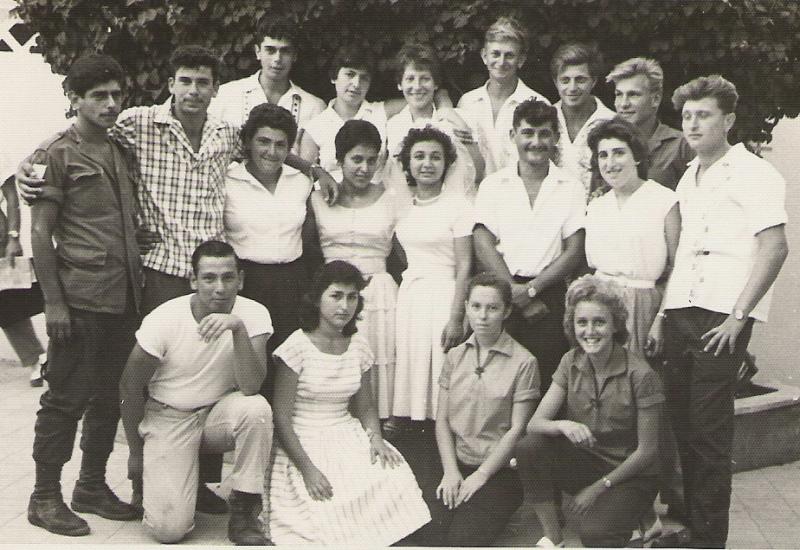 החתונה של רעיה וישראל ברעם - החייל דב מרינשטיין