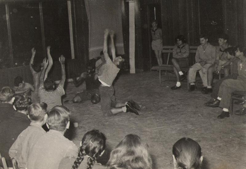 הצגת סיום 1959