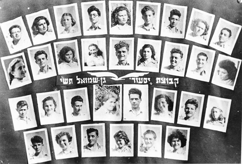 תמונה 2 -946 -ג'ש 1952-קב' יסעור-שמות בסכום