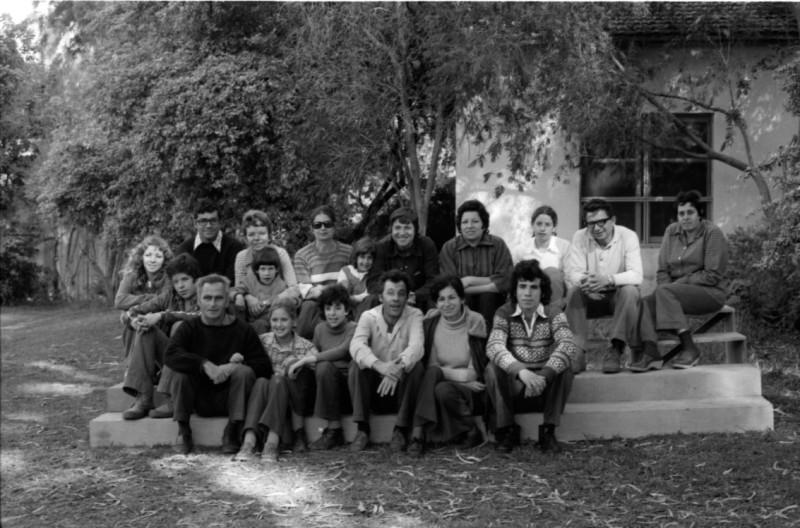 תמונה 6- 898 -ג'ש 1976-חג הקבוץ-יסעור-צלם דוד שני