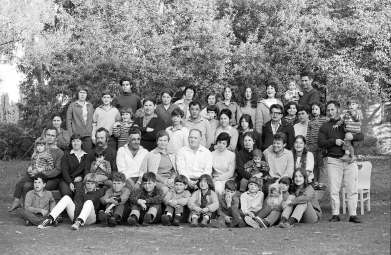 תמונה 9- 723-ג'ש 1971-חג 50 שנה לקבוץ-יסעור-ניצנים לדורותיהם