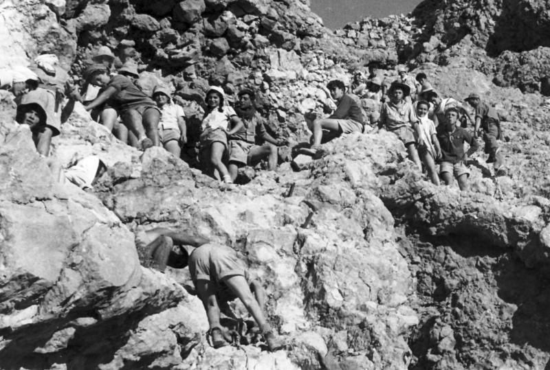 תמונה 10- 127 - קבוצת יסעור בטיול - לושה לנה מאשה עלה וסמק ערמון רבקה גבי וואלד-שבלים