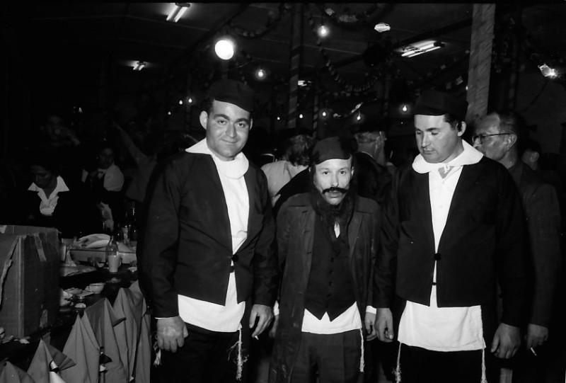תמונה 18- 815 -ג'ש 1959-פורים-מנחם פרויליך צבירה -קב' יסעור ולזיהוי