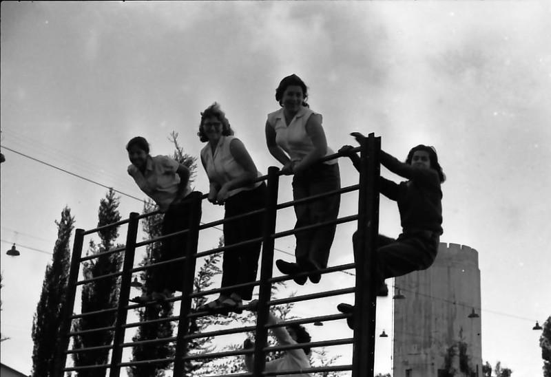 תמונה 5- 646 - ג'ש 1957-קב' ארז-רינה סרעפי יעל טל